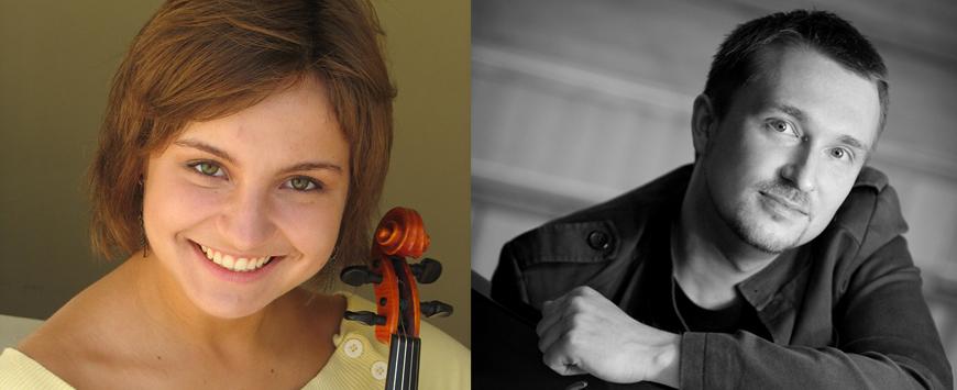 EMANACJE - koncert kameralny M.Machowska (skrzypce), B.Wezner (fortepian)