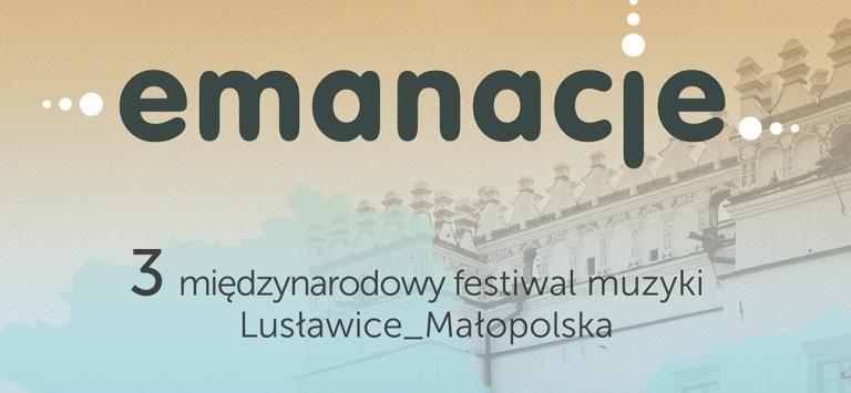 Cykl koncertów w ramach Festiwalu EMANACJE