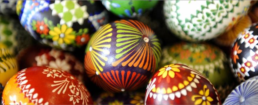 Życzymy zdrowych, spokojnych, radosnych świąt Wielkanocnych