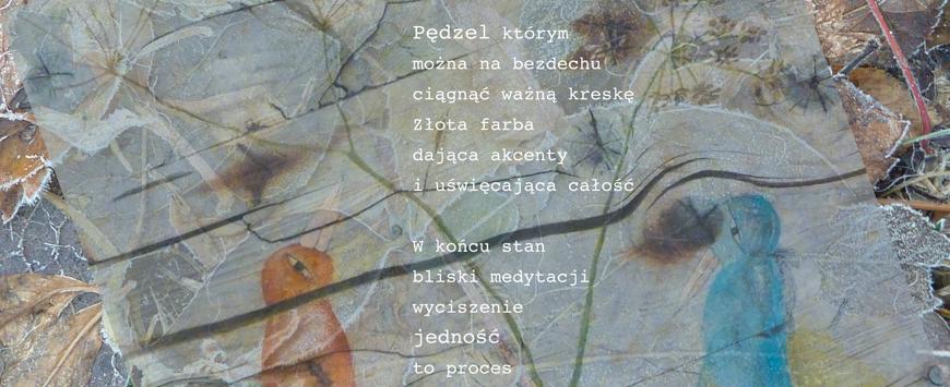 """""""PRZEMIJANIE"""" IWONA MIŚKIEWICZ / GRAFIKA"""