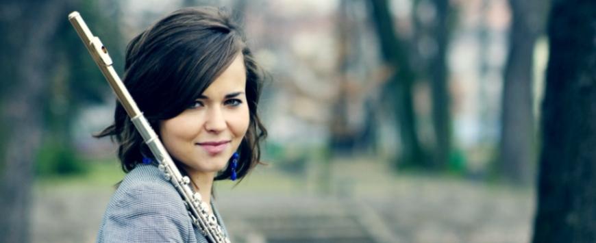 KONCERT KAMERALNY Martyna Klupś - flet, Dorota Bajon - fortepian