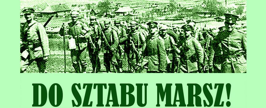 DO SZTABU MARSZ