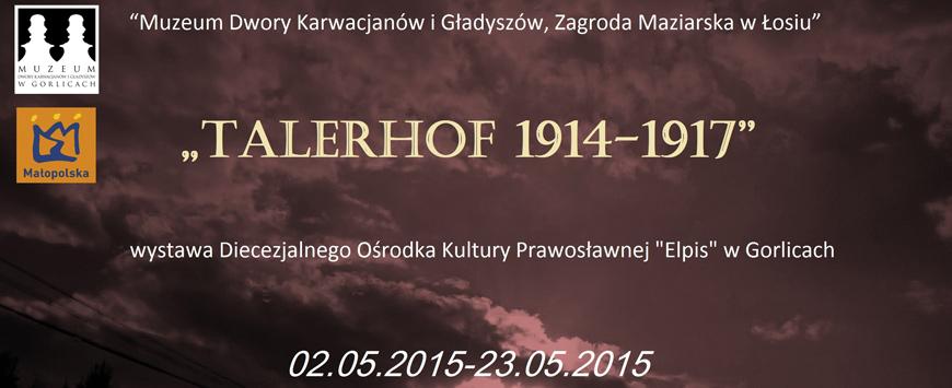 TALERHOF 1914-1917