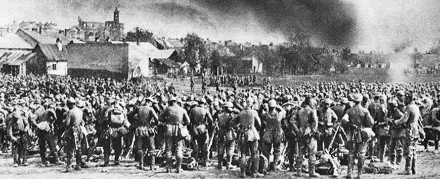 """GORLICKIE """"DRAMATIS PERSONAE"""" - 1915  WYSTAWA W 103. ROCZNICĘ BITWY GORLICKIEJ"""